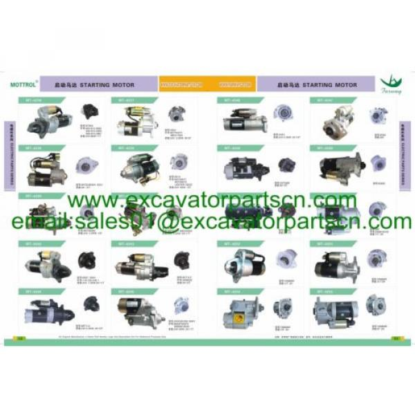 KHR1290 ,Throttle motor assy FITS SUMITOMO SH200-A1,SH200-A2 SH100 with 12 lines #11 image