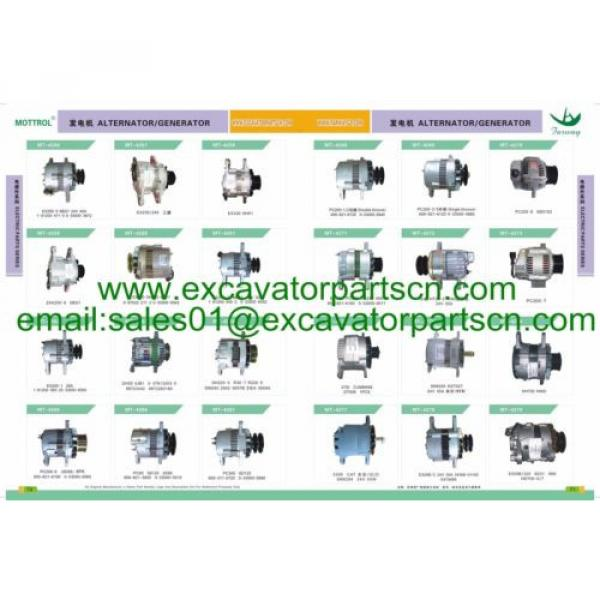 KHR1290 ,Throttle motor assy FITS SUMITOMO SH200-A1,SH200-A2 SH100 with 12 lines #12 image