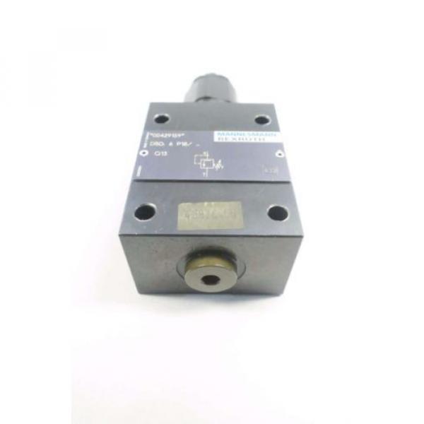 REXROTH DBD-6-P18 HYDRAULIC PRESSURE RELIEF VALVE D550097 #2 image