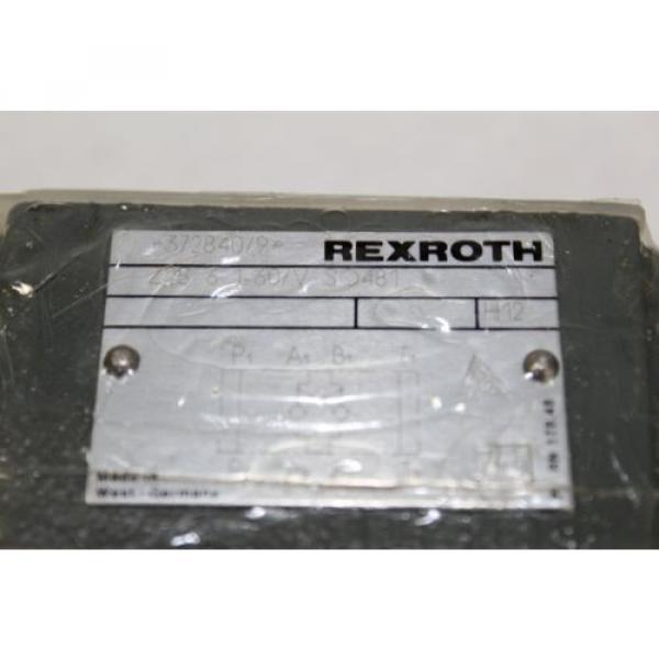 A068 Rexroth Z2S6-1-60/V Hydraulic Check Valve Manifold Block Origin #3 image