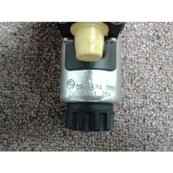REXROTH  HYDRAULICS 4WE 6 D46-62/OFEG24N9DK 33L Directional Valve USED #6 image