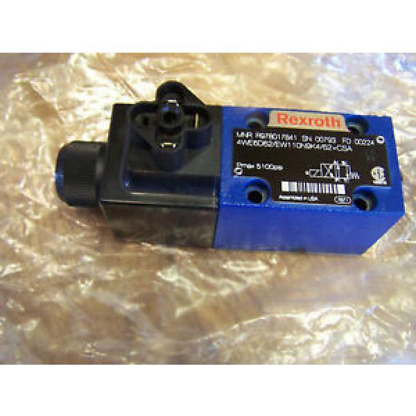 Rexroth Hydraulic R978017841 4 Way directional valve #1 image