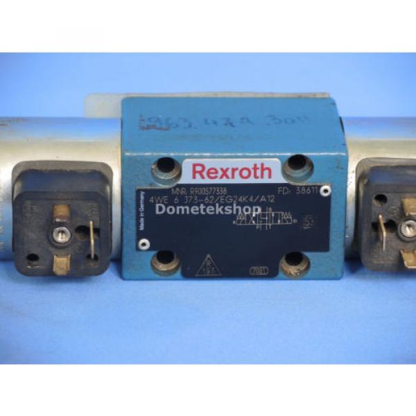 Rexroth 4WE 6 J73-62/EG24K4/A12 Hydraulic Valve #2 image