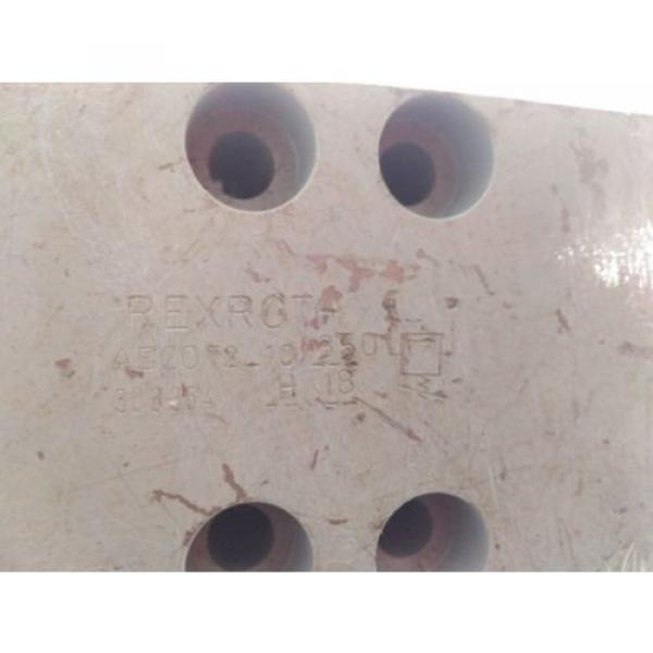 AE20T2-10/350 REXROTH BOSCH HYDRAULIC VALVE Origin UNUSED SURPLUS ITEM #2 image