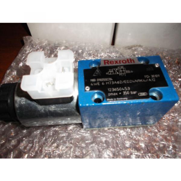 Rexroth Hydraulic Directional Control Valve   R900550284 4WE6H73A62/EG24N9K4/A12 #2 image