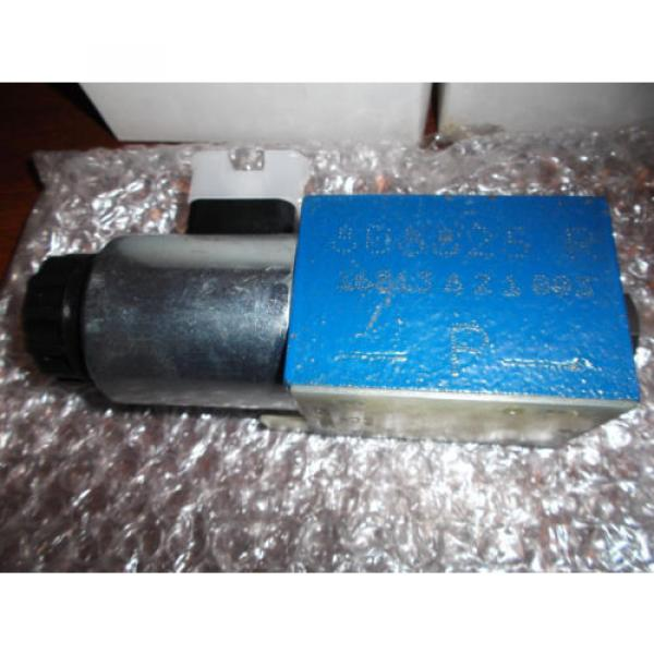Rexroth Hydraulic Directional Control Valve   R900550284 4WE6H73A62/EG24N9K4/A12 #3 image