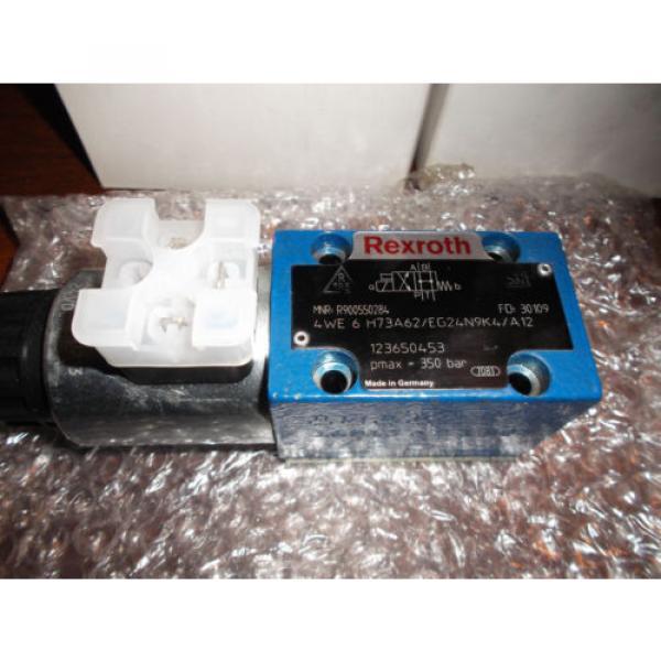 Rexroth Hydraulic Directional Control Valve   R900550284 4WE6H73A62/EG24N9K4/A12 #4 image