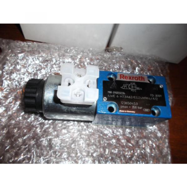Rexroth Hydraulic Directional Control Valve   R900550284 4WE6H73A62/EG24N9K4/A12 #5 image