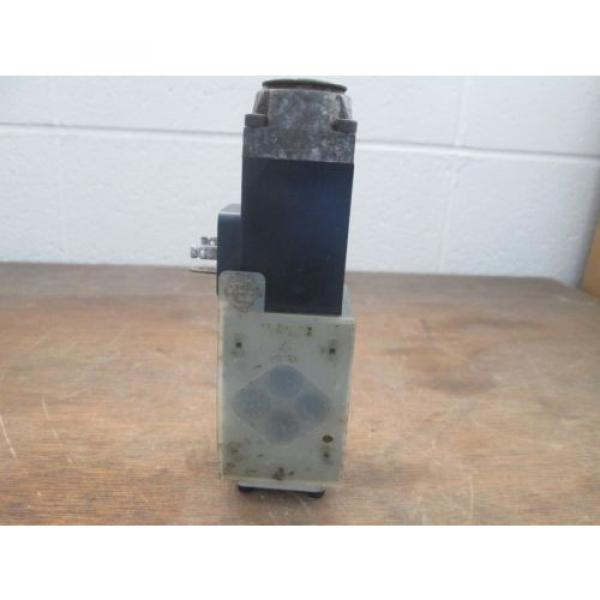 Rexroth Hydronorma Valve 4WE 6 D 50/W 120-60 NZ4 #6 image