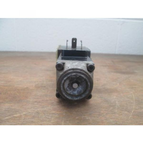 Rexroth Hydronorma Valve 4WE 6 D 50/W 120-60 NZ4 #7 image