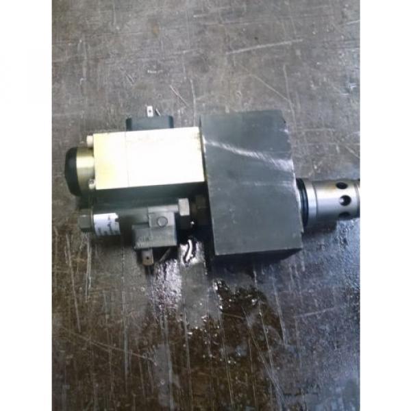 Rexroth Hydraulic Valve FE 16 C20/LPM S015 #1 image