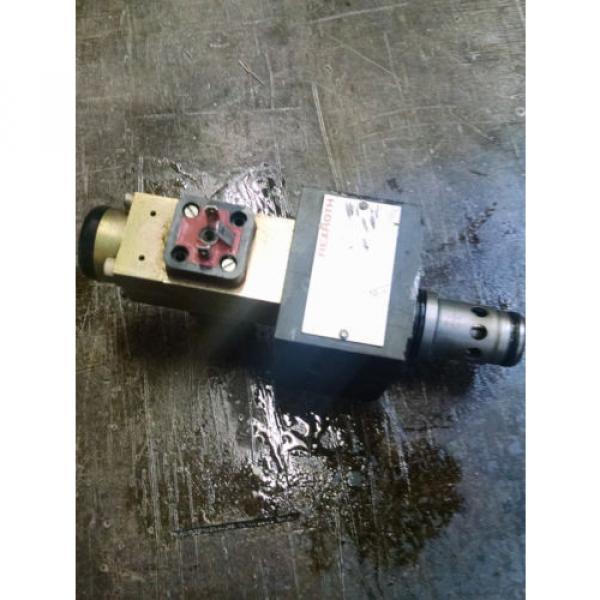 Rexroth Hydraulic Valve FE 16 C20/LPM S015 #3 image