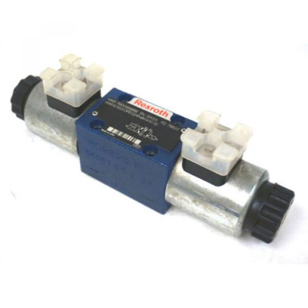 Origin REXROTH R900568899 DIRECTIONAL VALVE 4WE6D62/OFEG24N9K4/B10 #1 image