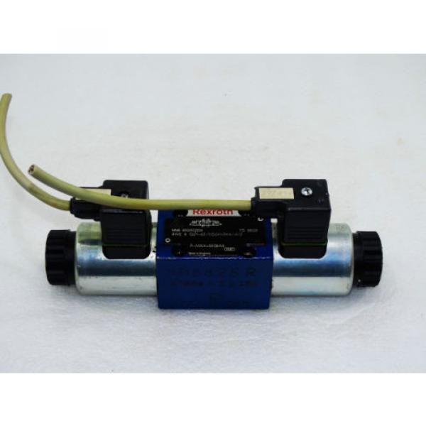 Rexroth Bosch R900952804 / 4WE 6 Q21-62/EG24N9K4/A12 ventil valve  /  Invoice #1 image
