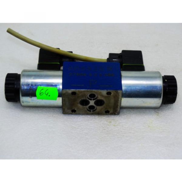 Rexroth Bosch R900952804 / 4WE 6 Q21-62/EG24N9K4/A12 ventil valve  /  Invoice #4 image