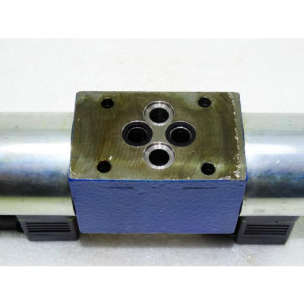 Rexroth Bosch R900952804 / 4WE 6 Q21-62/EG24N9K4/A12 ventil valve  /  Invoice #5 image