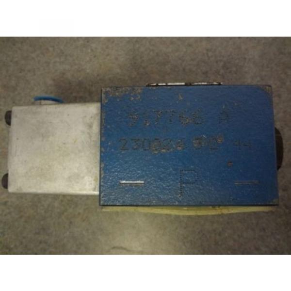 Mannesmann REXROTH Hydraulic Valve 3WP6A60/5 #3 image