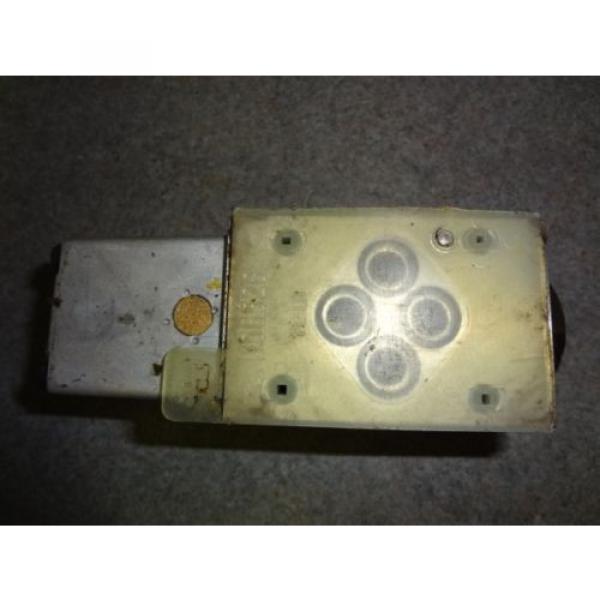 Mannesmann REXROTH Hydraulic Valve 3WP6A60/5 #5 image