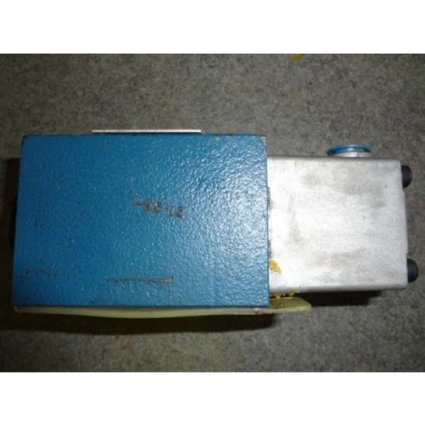 Mannesmann REXROTH Hydraulic Valve 3WP6A60/5 #6 image