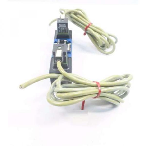 REXROTH 4WE6D60/OFEW110N9K4 120V-AC SOLENOID HYDRAULIC VALVE D549958 #3 image