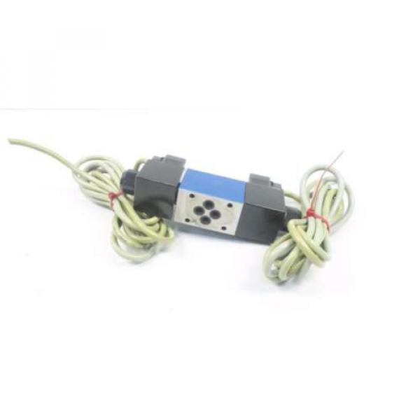 REXROTH 4WE6D60/OFEW110N9K4 120V-AC SOLENOID HYDRAULIC VALVE D549958 #4 image