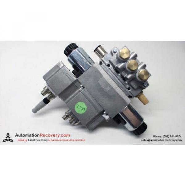 REXROTH 561-021-983-0 PNEUMATIC CONTROL VALVE 12 BAR #136411 #2 image