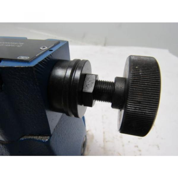 Bosch Rexroth R900905978 DR10-4-52/100Y/12 Pressure Reducing Valve #7 image