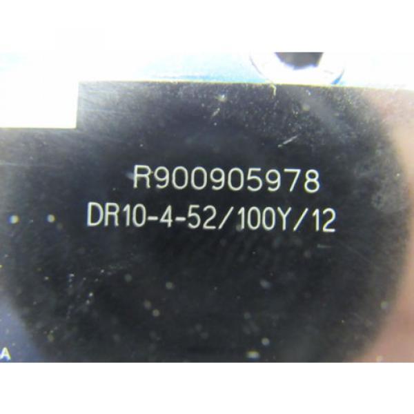 Bosch Rexroth R900905978 DR10-4-52/100Y/12 Pressure Reducing Valve #8 image