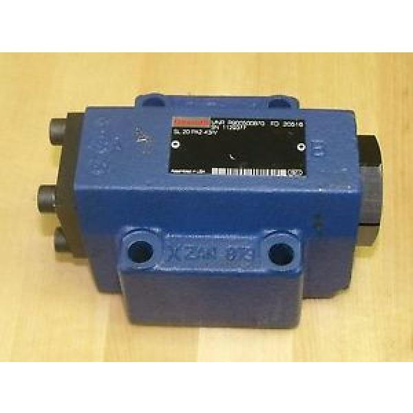 Rexroth SL 20 PA 2 43 V Hydraulic Check Valve R900500870 SL20 #1 image