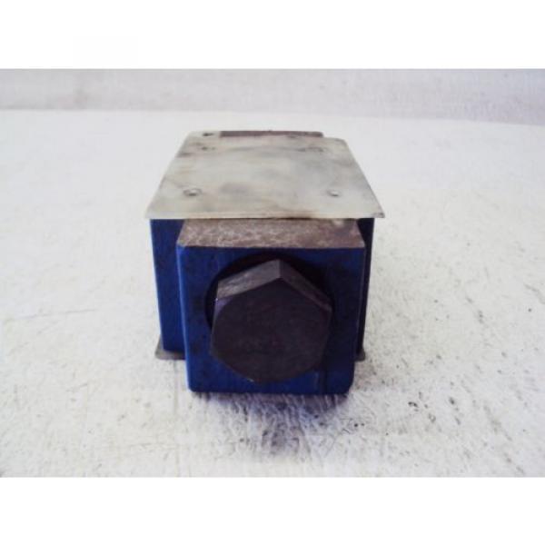 REXROTH Z2S 10-1-34/V VALVE, 000121806299 USED #5 image