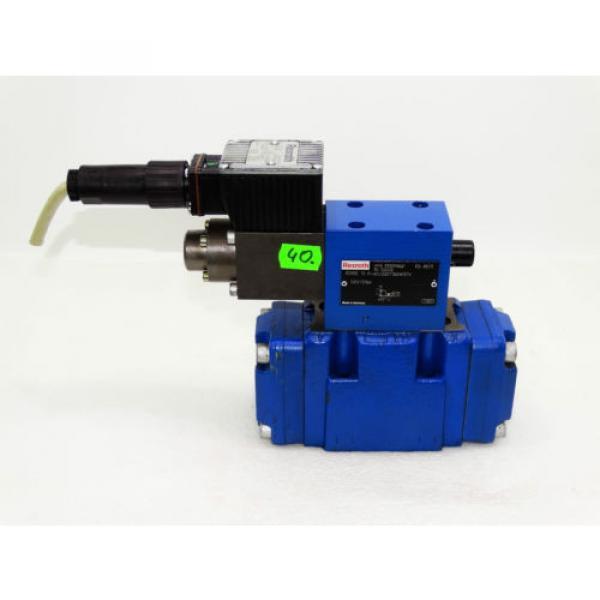 Rexroth Bosch valve ventil 3DREE 10 P-60/200YG24K31V / R900948621    Invoice #1 image