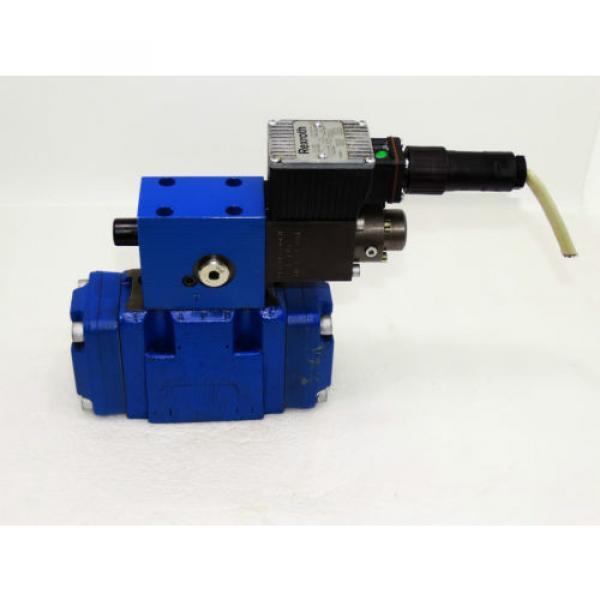 Rexroth Bosch valve ventil 3DREE 10 P-60/200YG24K31V / R900948621    Invoice #4 image