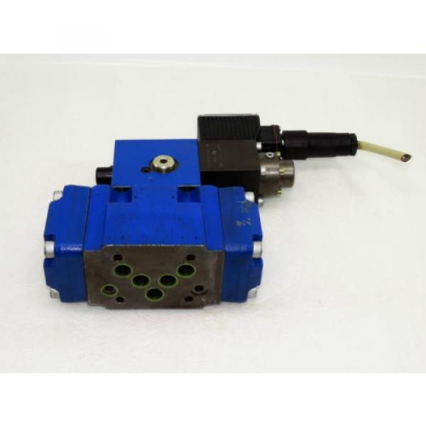 Rexroth Bosch valve ventil 3DREE 10 P-60/200YG24K31V / R900948621    Invoice #5 image