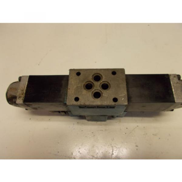 Rexroth 4WE6G52/AW120-60 Hydraulic Directional Valve D03 115V #3 image