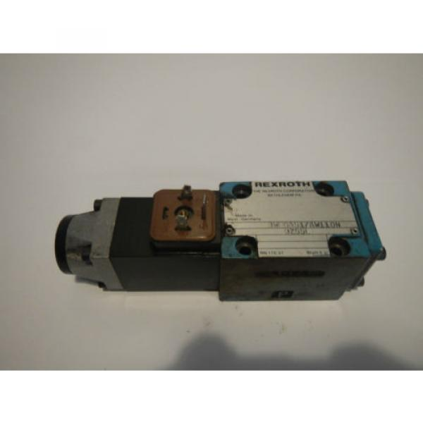 Rexroth 3WE6A51/AW110N Hydraulic Directional Valve #1 image