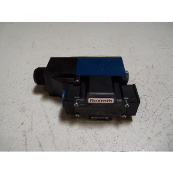 REXROTH 4WE6MA62/EW110N9DAL/62 HYDRAULIC VALVE Origin NO BOX #1 image
