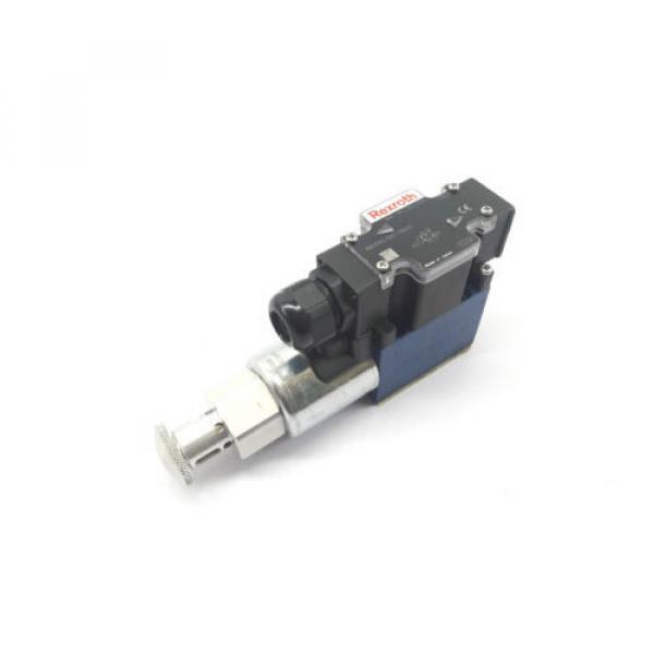 Rexroth 4WE6D62/EW110RN5DL Hydraulic Direction Control Valve #1 image