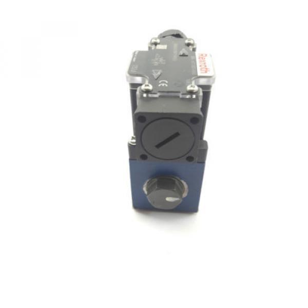 Rexroth 4WE6D62/EW110RN5DL Hydraulic Direction Control Valve #3 image