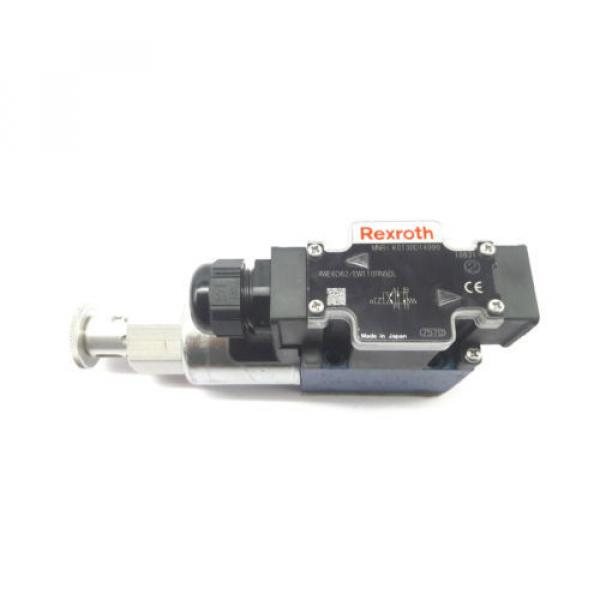 Rexroth 4WE6D62/EW110RN5DL Hydraulic Direction Control Valve #5 image