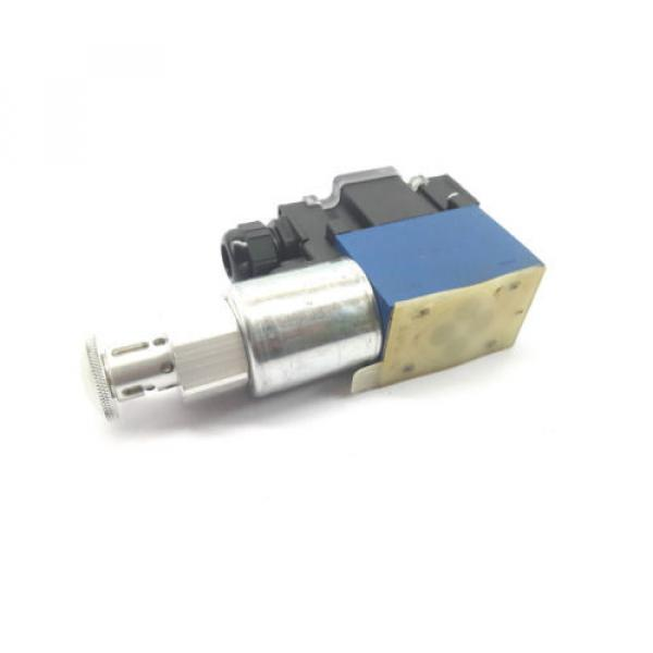 Rexroth 4WE6D62/EW110RN5DL Hydraulic Direction Control Valve #7 image