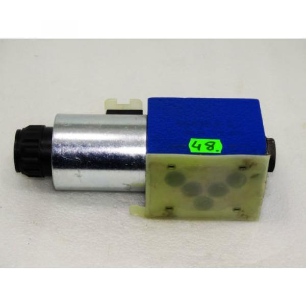 Rexroth Bosch valve ventil 5-4WE 10 C33/CG24N9K4   /  R900598389     Invoice #3 image