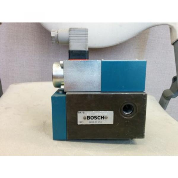 Bosch Rexroth Proportional Pressure Relief Valve #1 image