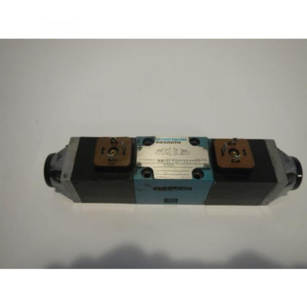 Rexroth 4WE6L51/BW110N9 Hydraulic Directional Valve 120 Volt Ac #1 image