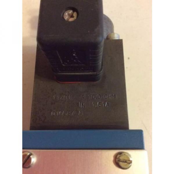 Rexroth Hydraulic 4WRE10W64-14/24K4/M Proportional Valve #3 image