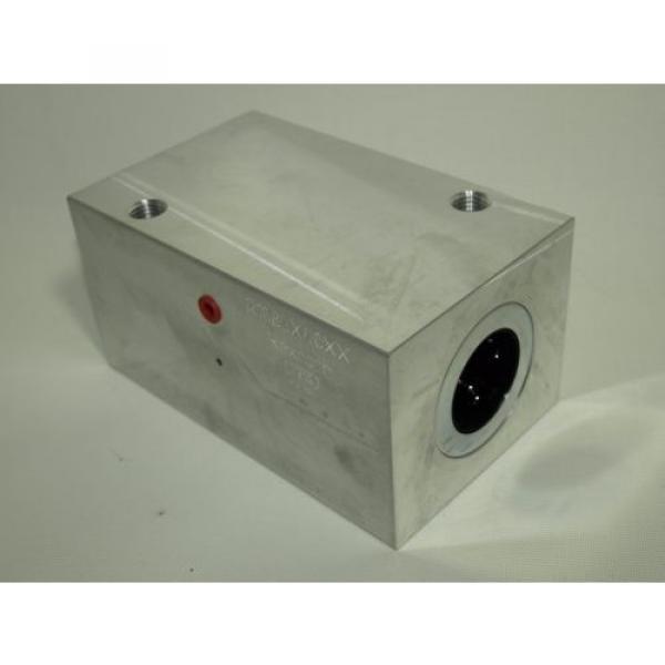 origin BOSCH REXROTH Linear Ball Bearing Unit Tandem Closed Design R1085 640 20 #2 image