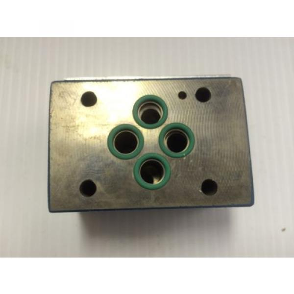 Origin Bosch Rexroth Hydraulic Flow Control Valve 0811004106 - 0 811 004 106 - BNIB #5 image