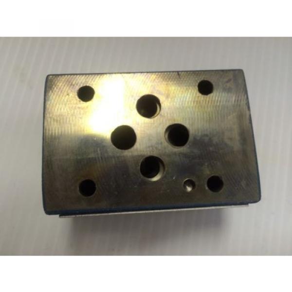Origin Bosch Rexroth Hydraulic Flow Control Valve 0811004106 - 0 811 004 106 - BNIB #6 image