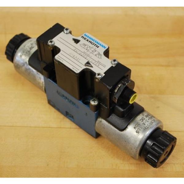 Rexroth 4WE6J61/EG24N9DK24L Hydraulic Directional Valve - USED #1 image