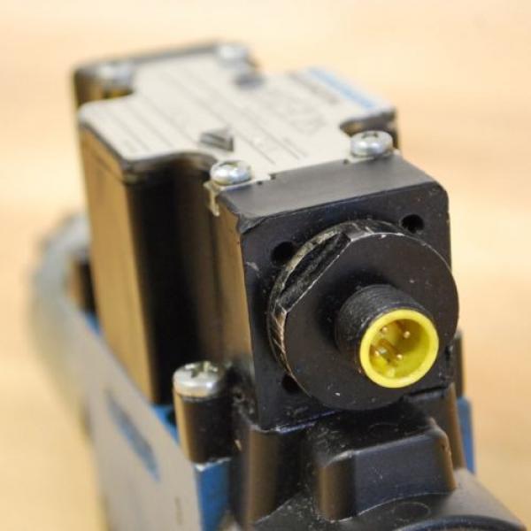 Rexroth 4WE6J61/EG24N9DK24L Hydraulic Directional Valve - USED #3 image