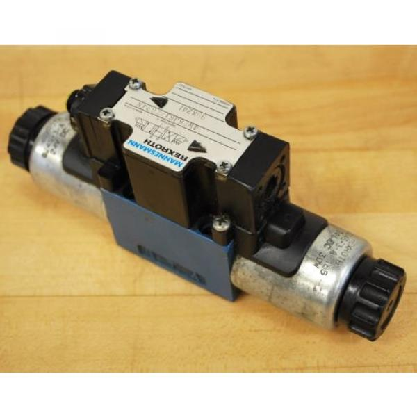 Rexroth 4WE6J61/EG24N9DK24L Hydraulic Directional Valve - USED #4 image